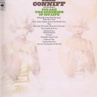 Ray Conniff – You Are The Sunshine Of My Life - CBS 65625 - LP Vinyl Record