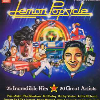 Lemon Popsicle - Original Sound Track Album