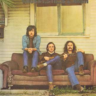 Crosby, Stills, Nash & Young – Crosby, Stills, Nash & Young - 588189 - LP Vinyl Record