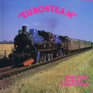 Eurosteam – Nene Valley Railway, Peterborough – UM 504 – LP Vinyl Record