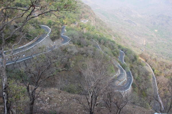 Valparai Hairpin Bends