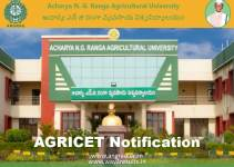AGRICET Notification, Application Form