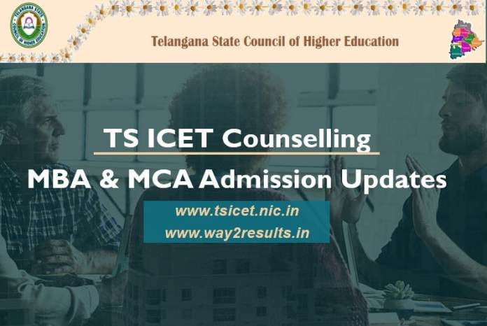 TS ICET Counseling, Certificate Verification, Web Options