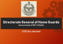 Delhi Home Guard 5700 Bus Marshal Recruitment 2019