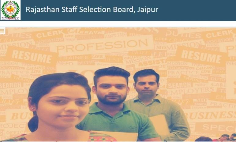 Rajasthan SSC Board