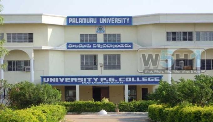 Palamuru University (PU)
