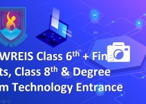 TSWREIS Class 6 Fine Arts, 8th & Degree Film Technology Entrance