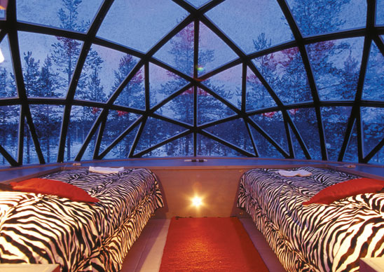 Most Bizarre Hotels in the World (2/6)