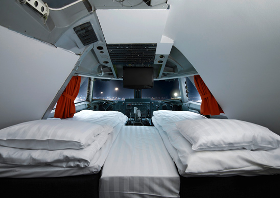 Most Bizarre Hotels in the World (3/6)