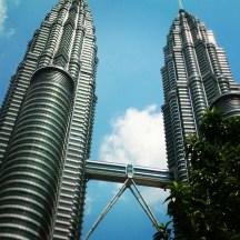 Petronas Twin Tower, Kualalumpur, Malaysia