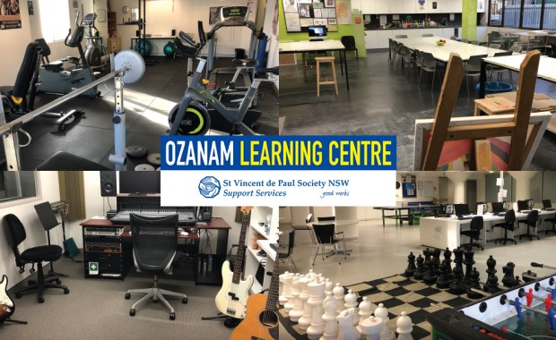 Ozanam Learning Centre