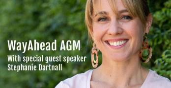 2019 AGM and Stephanie Dartnall