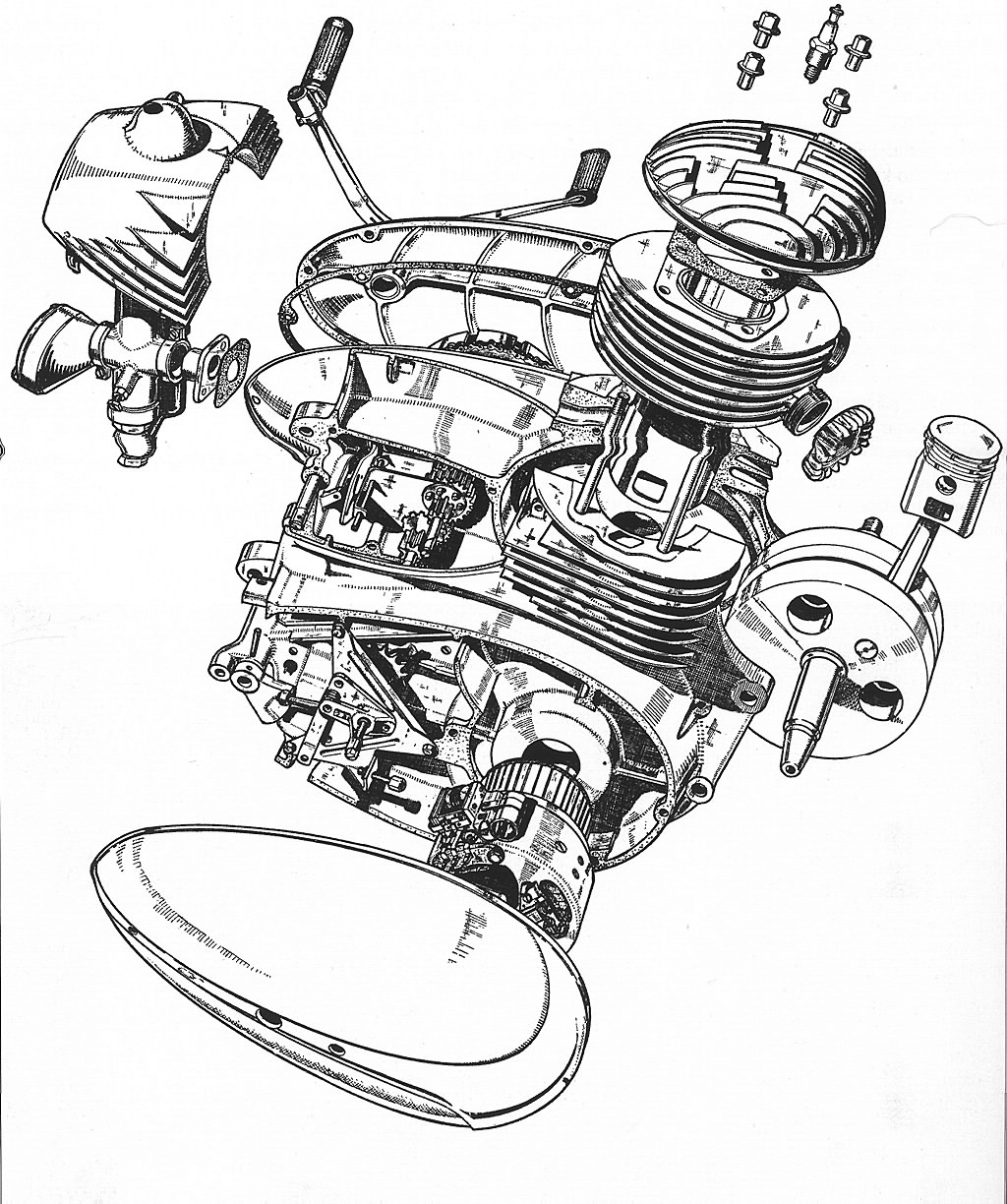 Gy6 50cc Scooter Carb Schematics