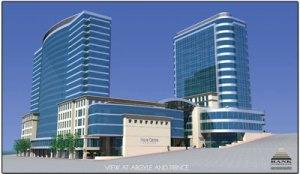Proposed WTCC2 Nova Centre
