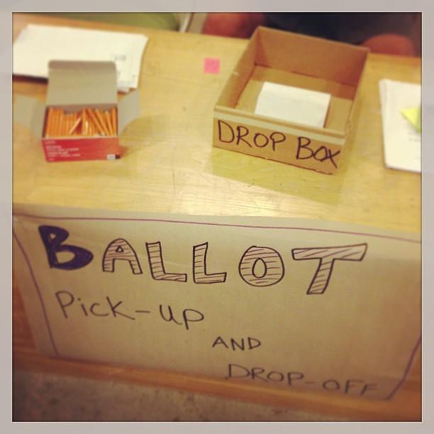 drop box
