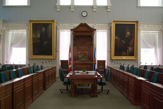 NS House of Assembly