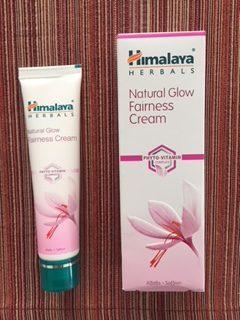 インドで購入したHimarayaの美白クリーム
