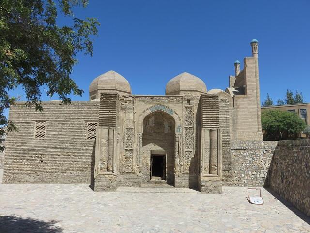 ブハラのマゴキ・アッタリ・モスク