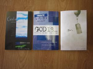 god is three kinds