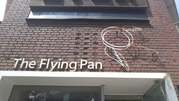The Flying Pan (white) 더플라잉팬화이트