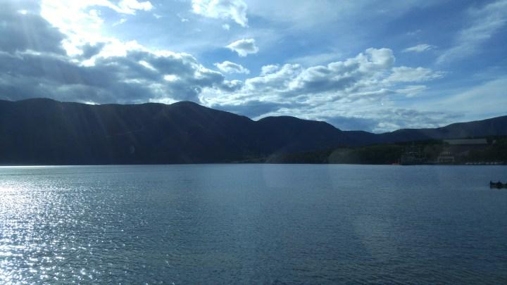 Lake Ashi and a Bullet Train Back to Tokyo