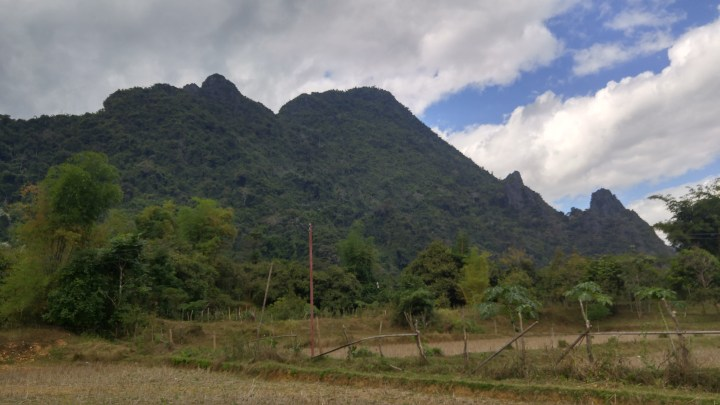 Tubing and Kayaking in Vang Vieng