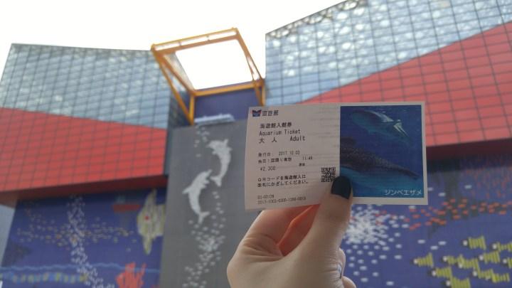 The Osaka Aquarium Kaiyukan 海遊館