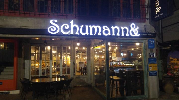 Schumann & 슈만 &