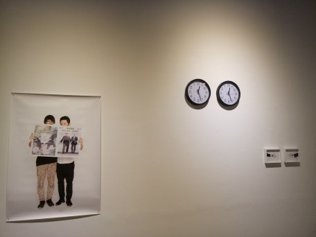 """Jun Yang and Michikazu Matsune's """"The past is a foreign country - landscape in 4 scenes"""""""