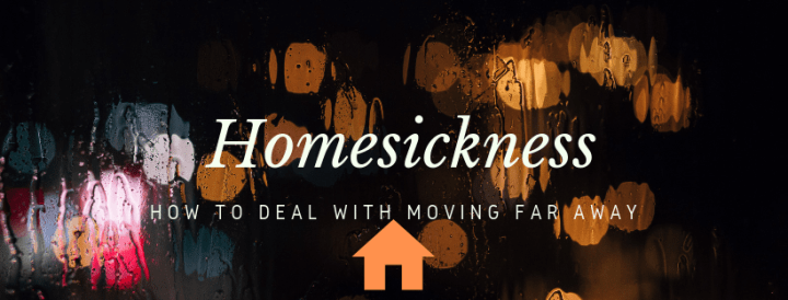 How to deal with Homesickness