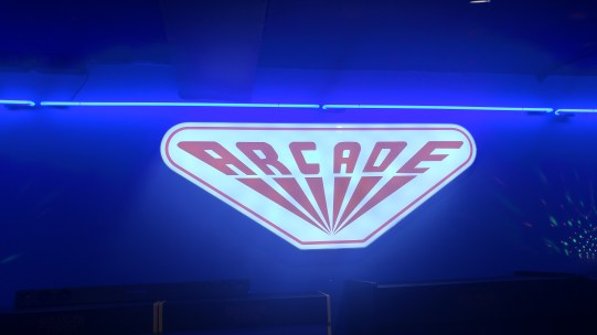 Welcome to Palace Arcade