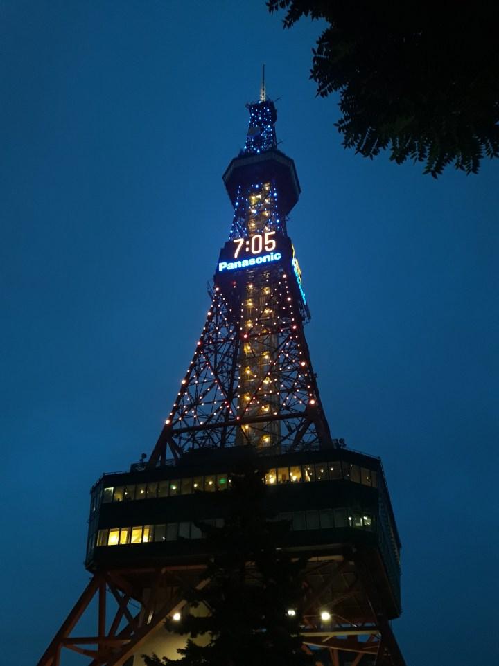 Sapporo TV Tower さっぽろテレビ塔