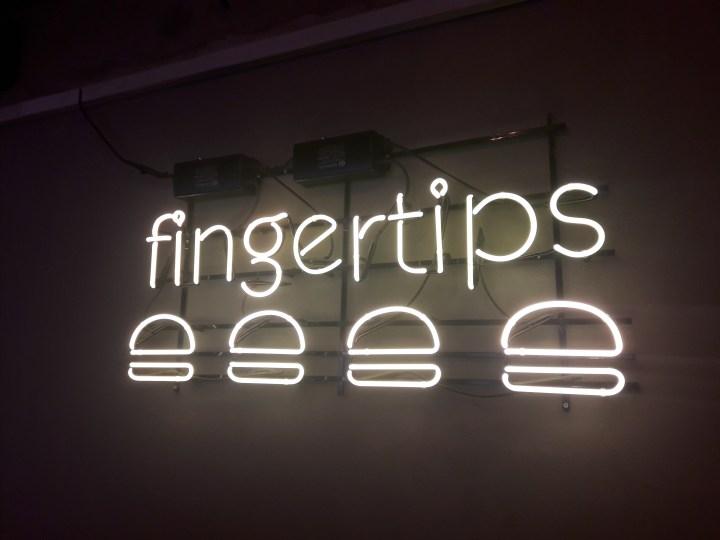Fingertips 핑거팁스