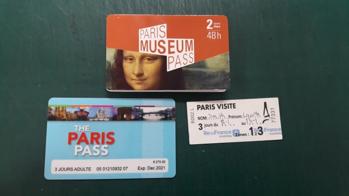 Paris passes