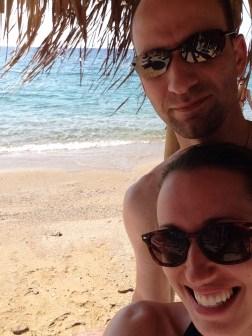 Enjoying Lia Beach