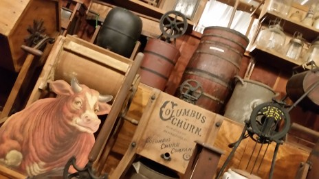 So many ways to churn butter