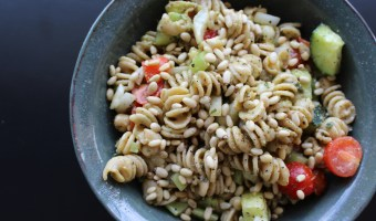 Adventure Summer Pasta Salad