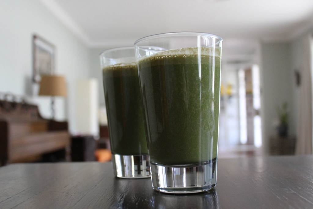 Matcha Cacao Smoothie Cycle