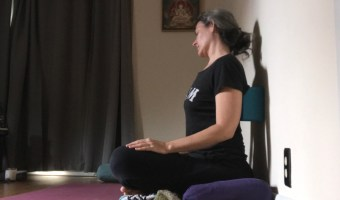Holiday Baking Restorative Yoga