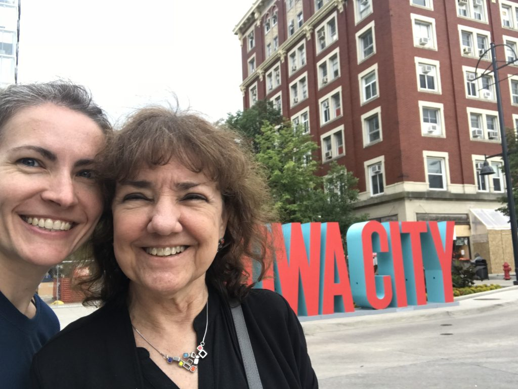 Finding Vegan and Art in Iowa