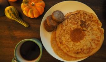 Sunday Morning Pancake Breakfast (No Sugar and Vegan)