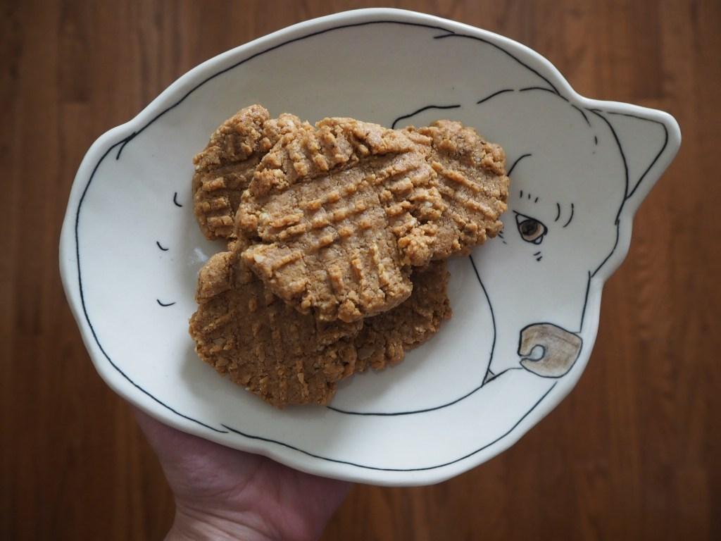 Vegan, Gluten-Free Peanut Butter Cookies + Time for Sabbath