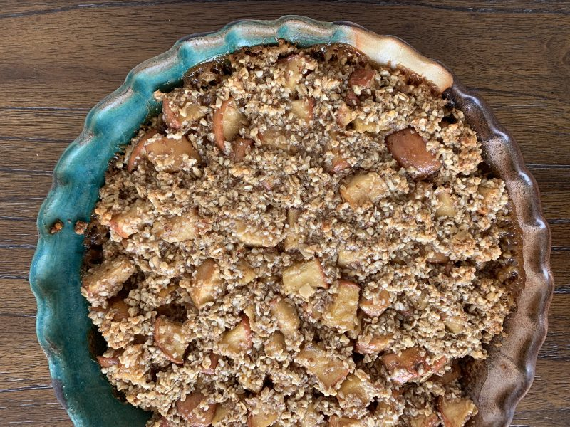 As American as Apple…Crumble