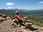 Salt Lake City Trails Living Room