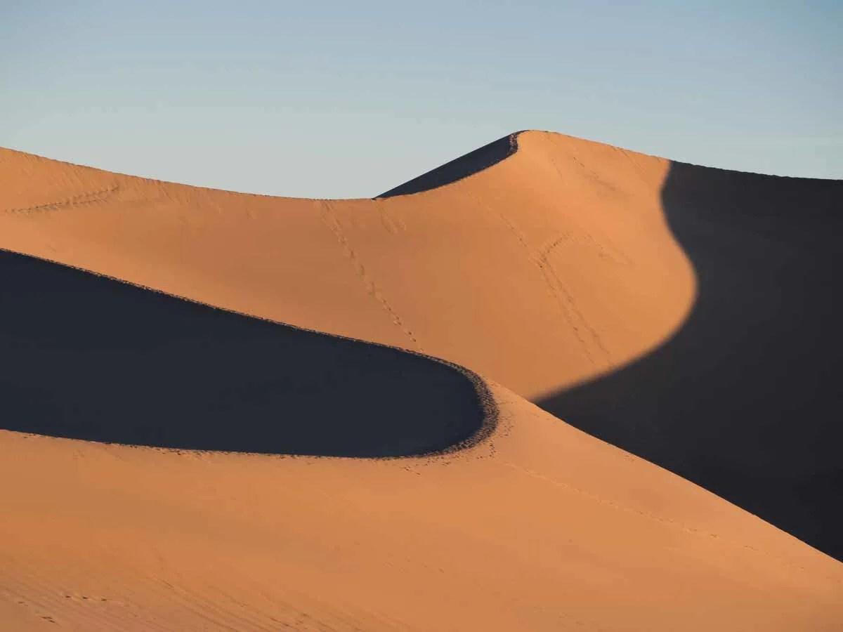 Death Valley Dawn Mesquite Dunes