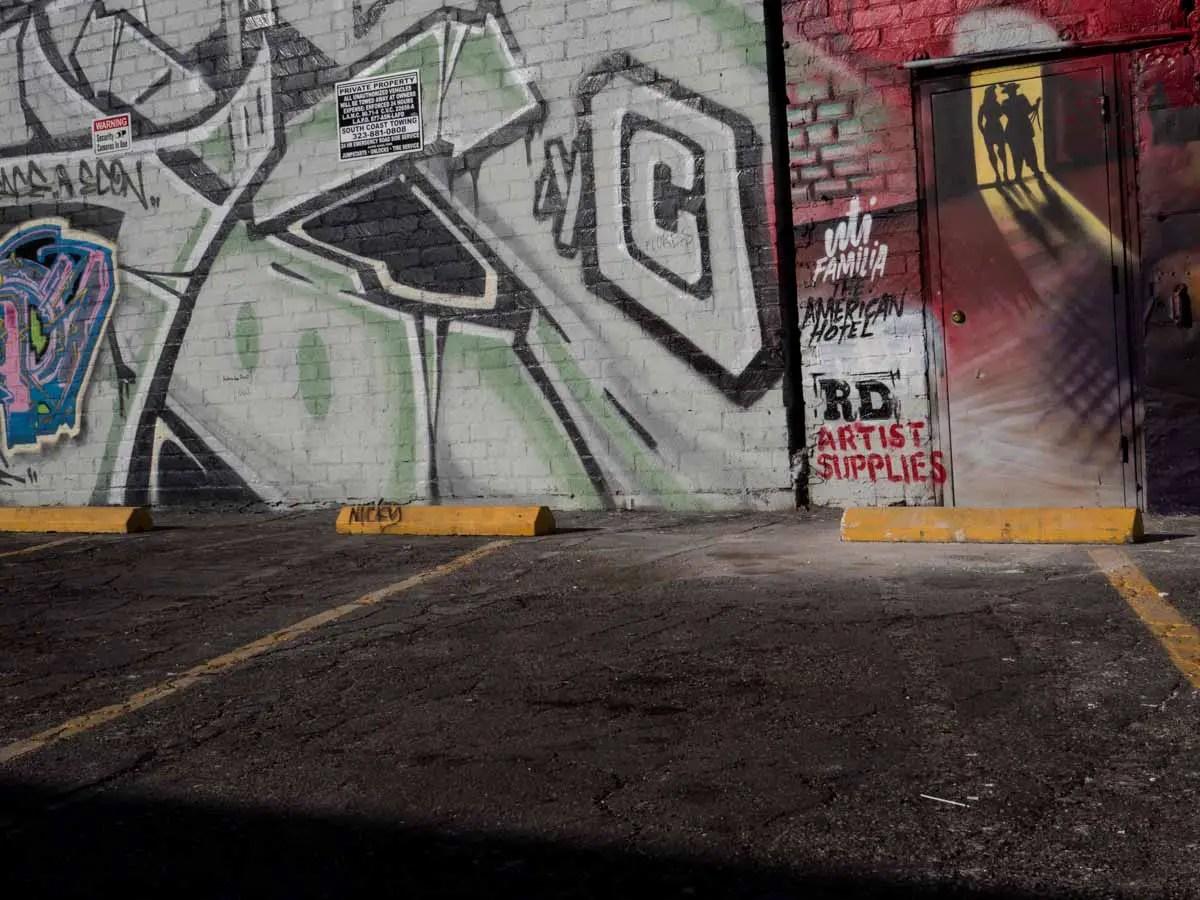 RD Art Supplies Los Angeles Arts District