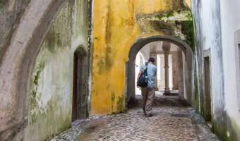 Flaneur explores Sintra Portugal