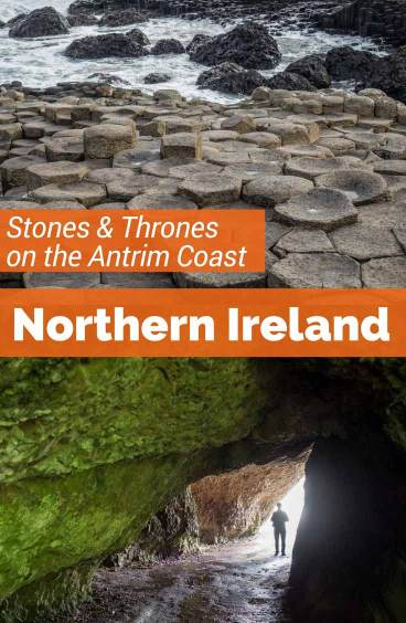 Fill up on Game of Thrones filming sites and rocky Atlantic coastline on this Antrim Coast road trip in Northern Ireland