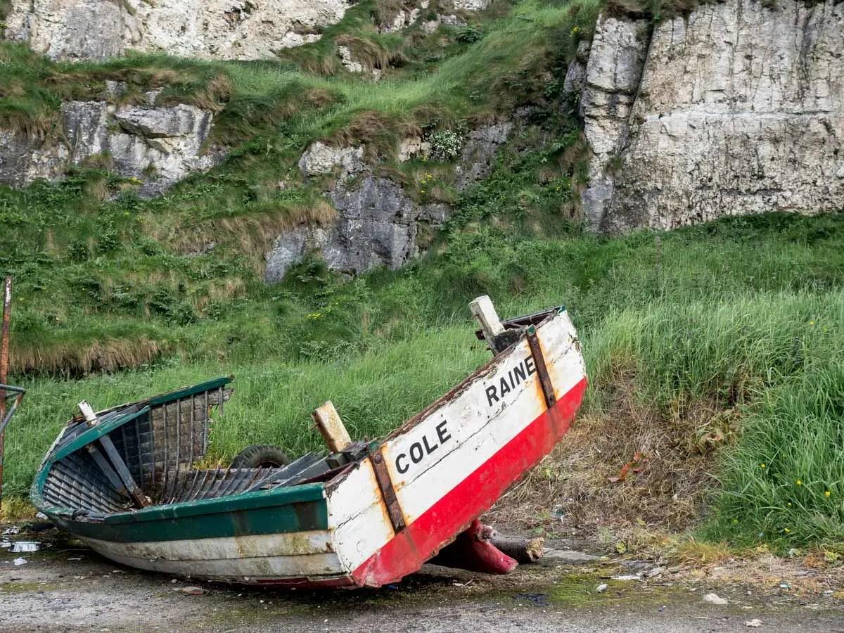 Ballintoy Harbour Game of Thrones Antrim Coast Road