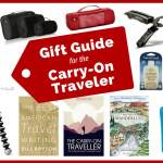 Gift Guide: Travel Gadgets for the Carry-On Traveler